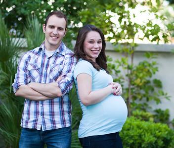 Jessica & Ian Esplin maternity