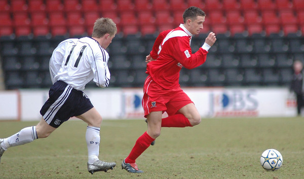 Airdrie v Dundee (7.0) 11 3 06