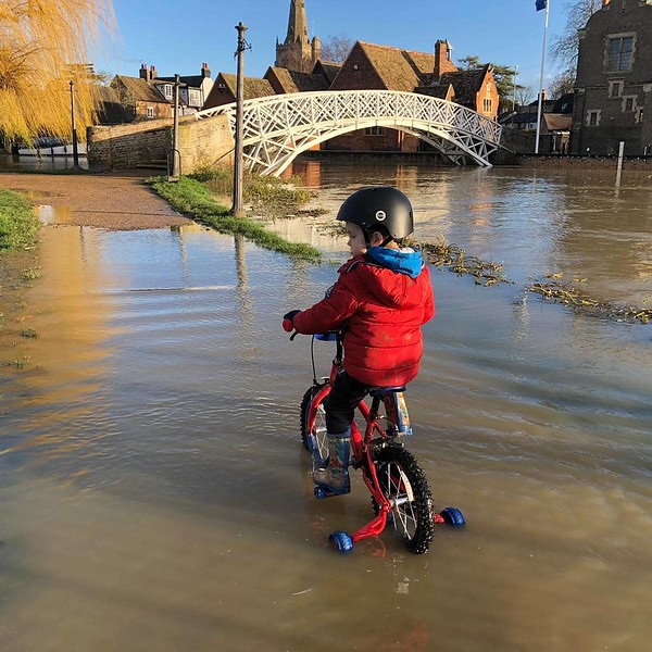 Floods December 2020