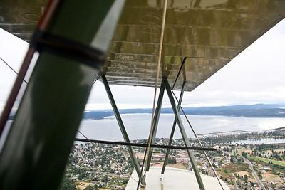 Biplane Ride