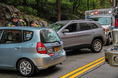 6-16-19 MVA With Extrication, Bear Mt Bridge Road