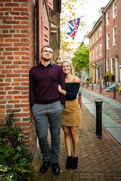 MICHELLE AND NICK - OLD CITY ENGAGEMENT SESSION - 30.jpg