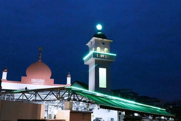 062716  Break Fast @ Masjid Al Abdul Razar