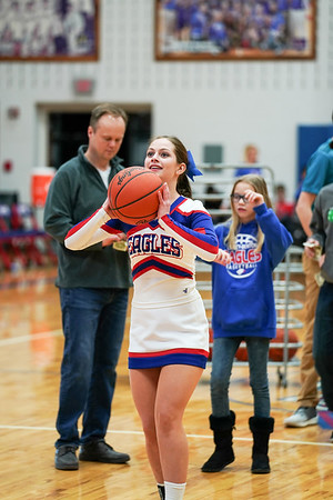LB BBK Cheerleaders  @ Home Game (2019-02-08)