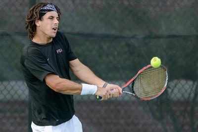 FSU Mens Tennis v UAB Jan2013