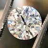 3.36ct Transitional Cut Diamond GIA J VS2 13
