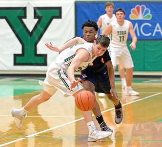 York Boys Basketball Regional