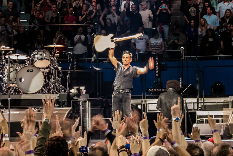 Bruce Springsteen & the E Street Band, LA Sports Arena, 2016