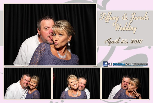 Tiffany and Jared's Wedding 4-25-15