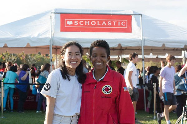 New Orleans Book Festival Event 2017 - City Year New Orleans