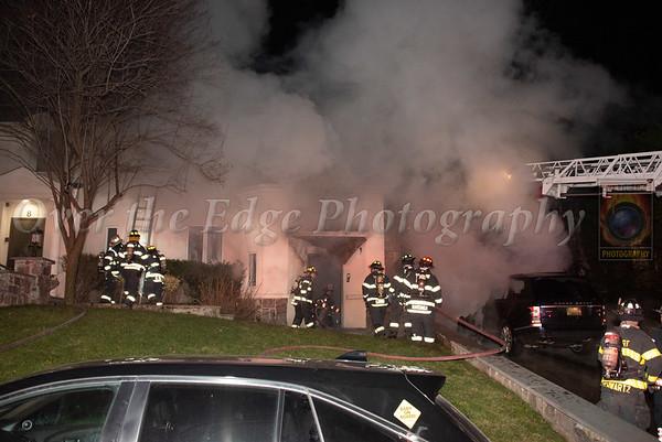 Great Neck Vigilant House Fire 01/01/2020