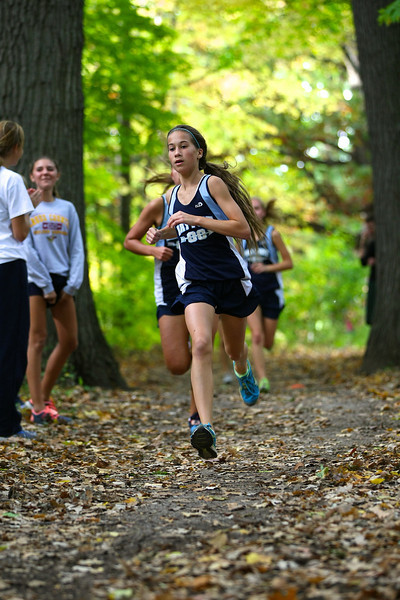 Bay Port Girls JV CC 10-10-2013
