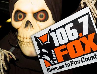 Halloween at 106.7 The Fox 2007