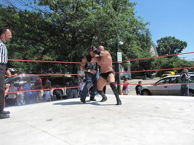 Heatwave Wrestling Federation Ring Wars 4  July 17, 2011