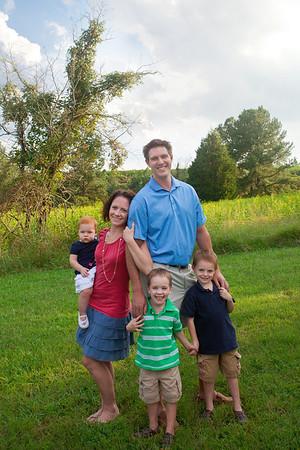 Nelson Family:: 2012