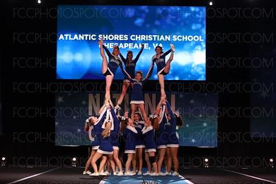 24. Atlantic Shores Christian School Chesapeake VA Intermediate Varsity CoEd