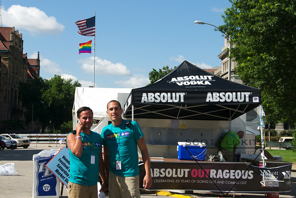 2013 Pride St. Louis Saturday Festival