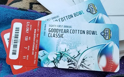 Cotton Bowl  2017