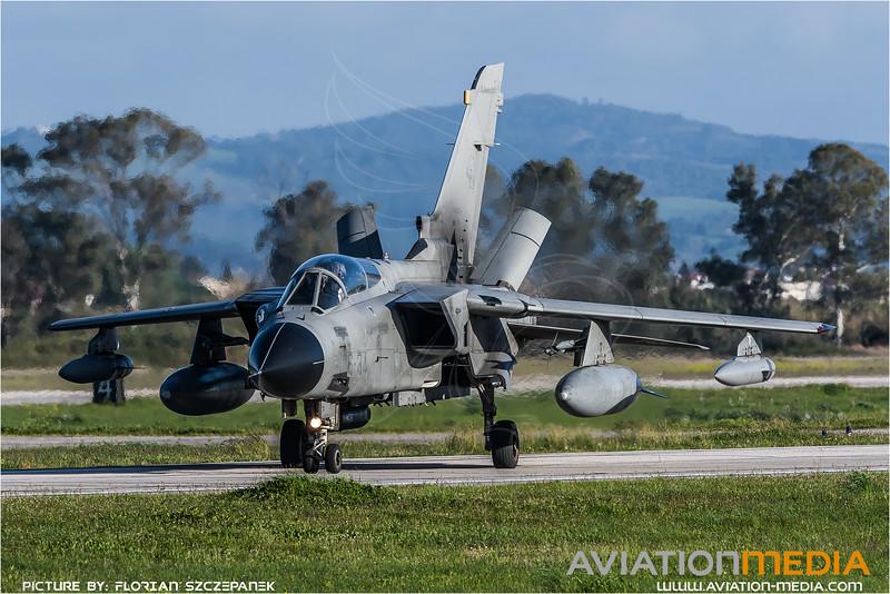 ItAF 6 Stormo / Panavia Tornado IDS / MM7073 6-34
