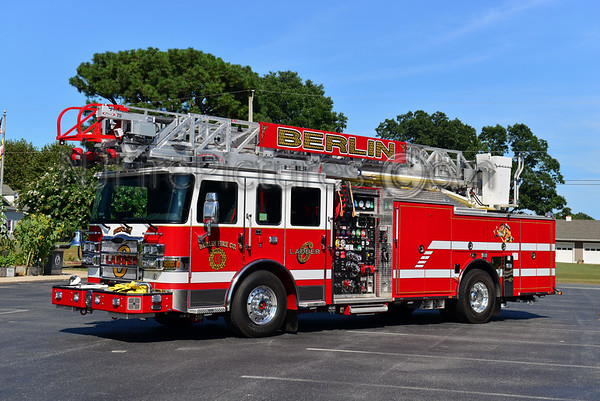 WORCESTER COUNTY MARYLAND FIRE APPARATUS