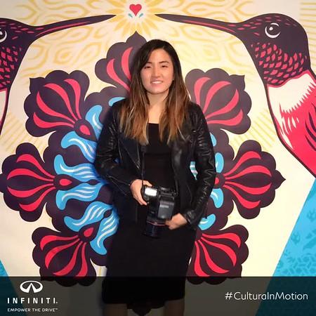 INFINITI Cultura In Motion LA MP4s