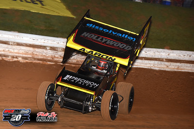 Williams Grove Speedway - All Star Sprints - 9/18/20 - Paul Arch
