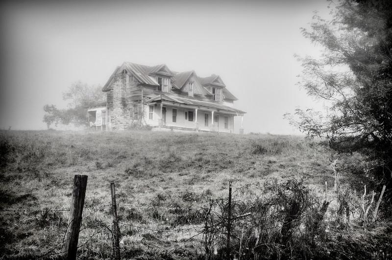 Hefley House - Mt. Judea, AR