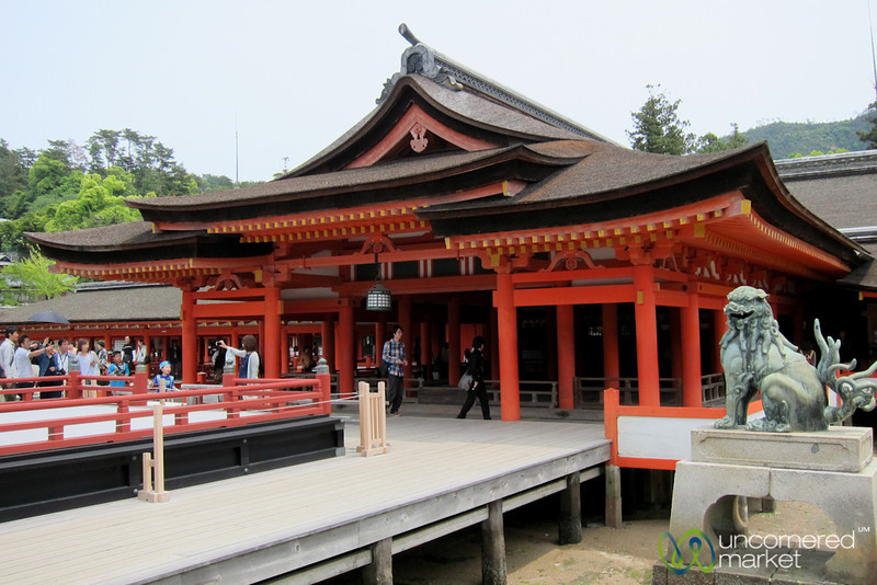 Itsukushima Shinto Shrine - Miyajima, Japan