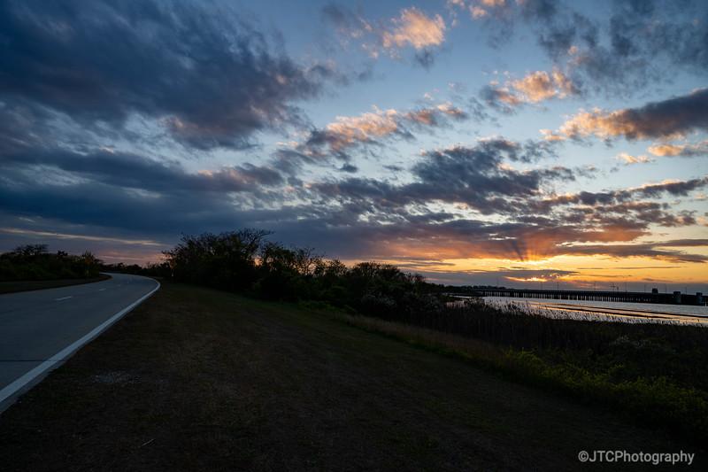 Jones Beach Sunset 05-12-2020