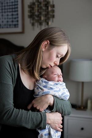 Dill Family - Newborn