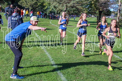 2019 NICL Cross Country Championships