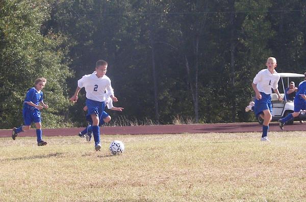 Soccer: FUMA vs. Goochland