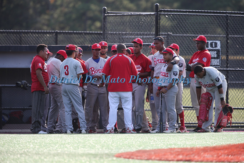 Bronx Boricua All Stars vs LI Breakers 9-2-12