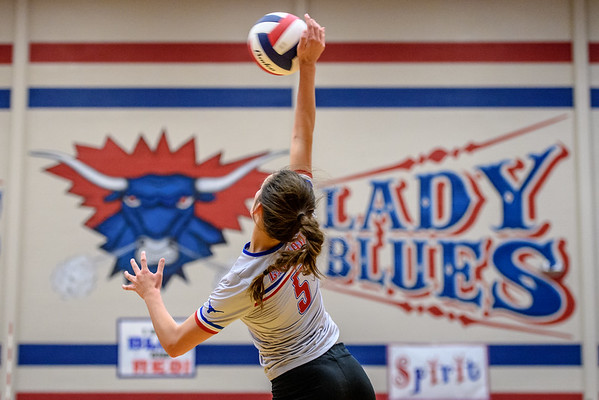 2016 VB Blues vs. Brownwood Lady Lions