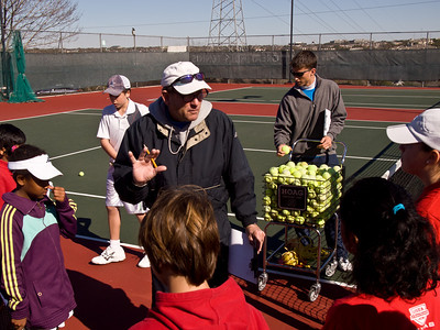 Great Hills Junior Team Tennis, January 22, 2011