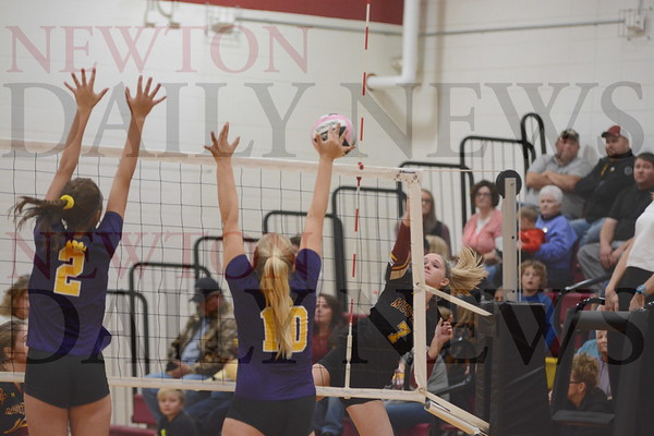 PCM Volleyball vs. Nevada 10-8-19