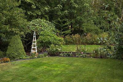 24 September : Back yard bliss, Vancouver Island