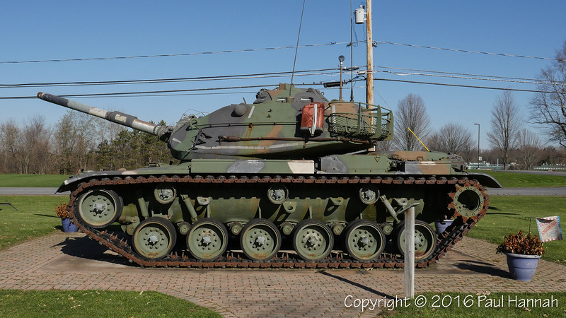 VFW Post 6811 - Verona, NY - M60A3