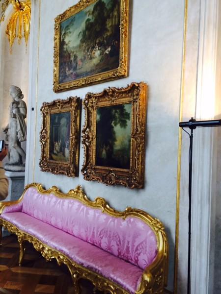 Extraordinary Sans Souci Palace - Rand Mirante '70
