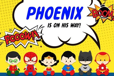 Phoenix Is On His Way 11/1/15