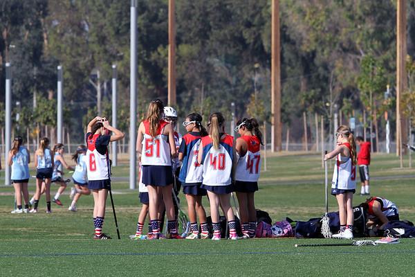 Pioneer Girls Lacrosse 01.04.14