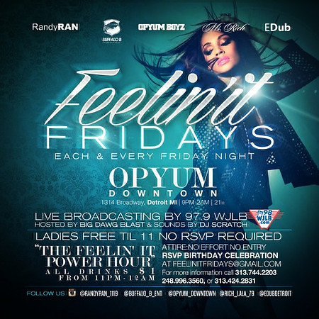Opyum 3-7-14 Friday