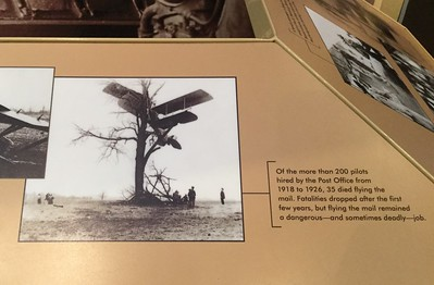 Smithsonian Air and Space Navigation