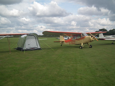 LAA Rally Sywell 1-2 September 2017