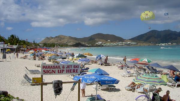 2005 - Caribbean - Saint Martin
