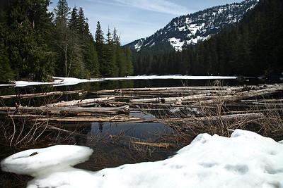 Barclay Lake, 20090517