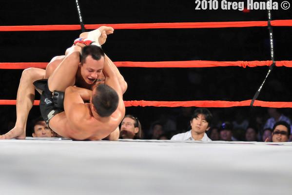 Matt Comeau vs Elijah Delos Reyes