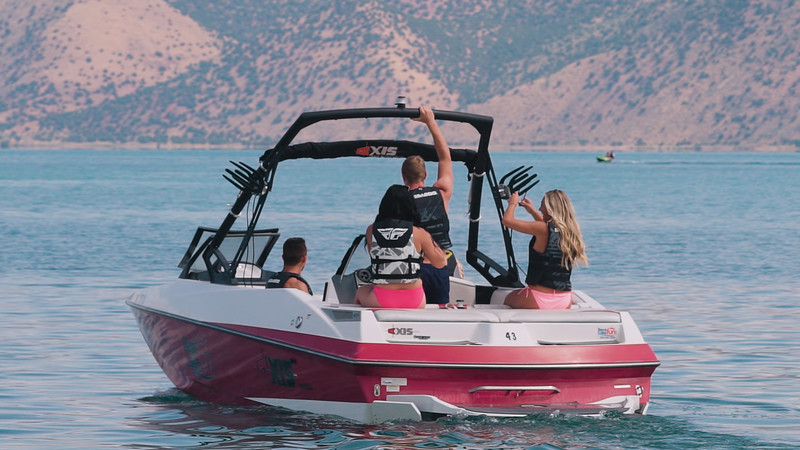 Boating - Bear Lake