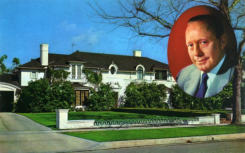 Residence of Jack Benny