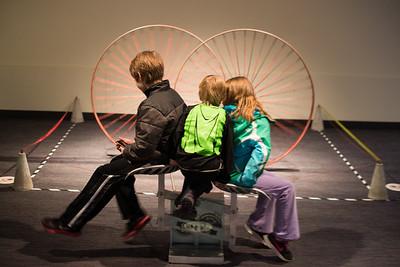 MIT Museum visit